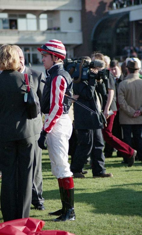 The Jockey T Doumen @ Cheltenham 16th March 2004